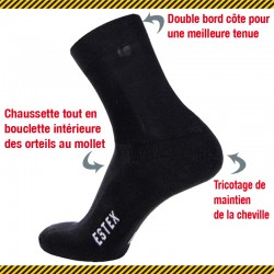 Chaussette ESD ANTISTATIQUE