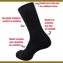 Chaussette NON-INFLAMMABLE