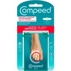 COMPEED AMPOULE FORMAT ORTEILS
