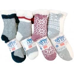 Igloo Slippers 4 pairs pack