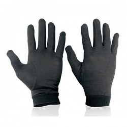 SILK GLOVES*
