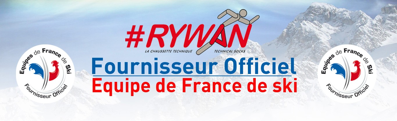 Fournisseur Officiel Equipe de France de Ski